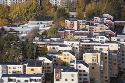 Stor ökning av ungdoms- och studentbostäder