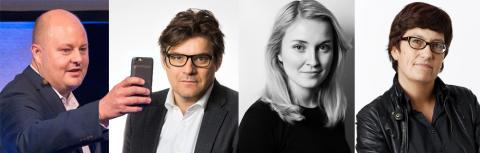 Mattsson och Helin leder Tidskriftsgalan