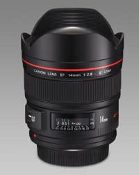 Canon lanserar EF 14mm f/2.8L II USM, ett nytt objektiv med extrem vidvinkel