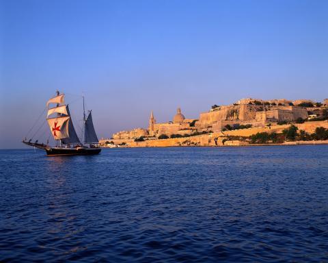 Nyhet: Ving startar weekendresor till Malta sommaren 2011