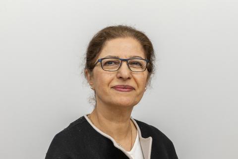 Masoumeh Rezapour Isfahani