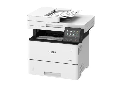 Canon styrker skrivertilbudet til små arbeidsgrupper med nye i-SENSYS-modeller