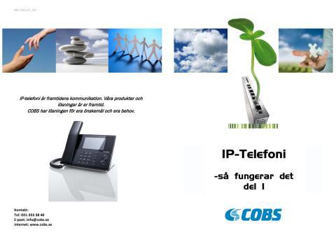 IP-telefoni - Så fungerar det!