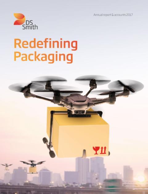 DS Smiths årsrapport för 2017 - Omdefinierar förpackningar
