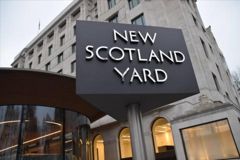 ​UPDATE: Man arrested for terrorism offences
