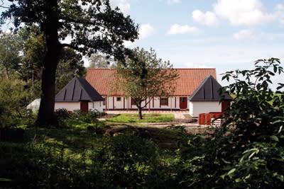 Pressvisning av Hälsoträdgården i Torup