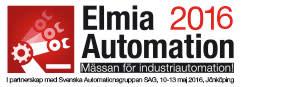 Yaskawa Nordic ställer ut på Elmia Automation