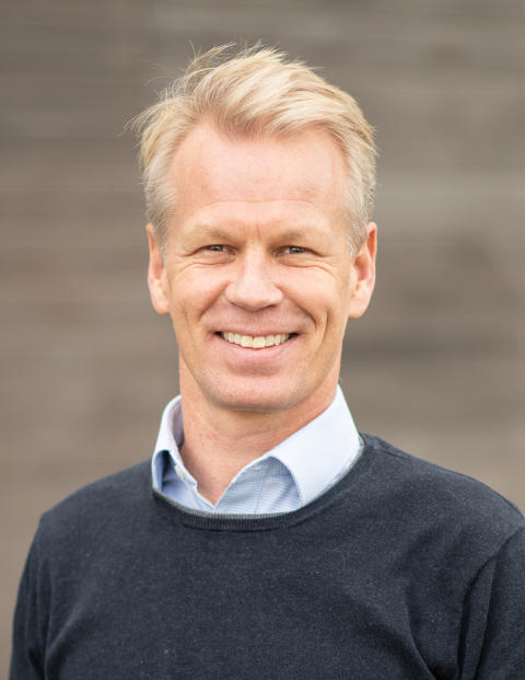 Anders Tingbø, CEO ZAPTEC
