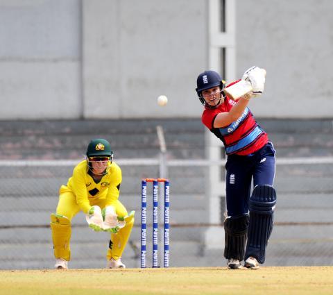 Australia Women Win In Mumbai