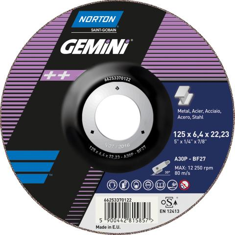 Norton Gemini - Navrondell