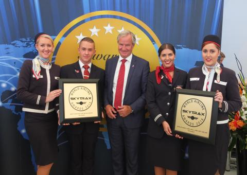 Norwegian Named 'World's Best Low-Cost Long-Haul Airline' and 'Best Low-Cost Airline in Europe'