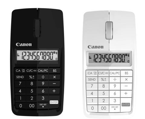 Räkna med musen – Canon X MARK I MOUSE lanseras idag
