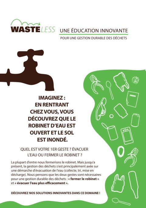 WasteLess Brochure - French