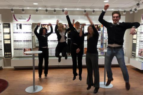 Synoptik öppnar ny butik i Lidköping