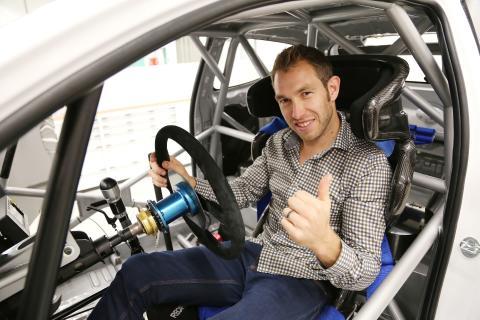 Hyundais testförare Chris Atkinson