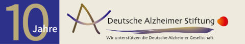 10 Jahre Deutsche Alzheimer Stiftung: Die Interessen von Menschen mit Demenz sichern
