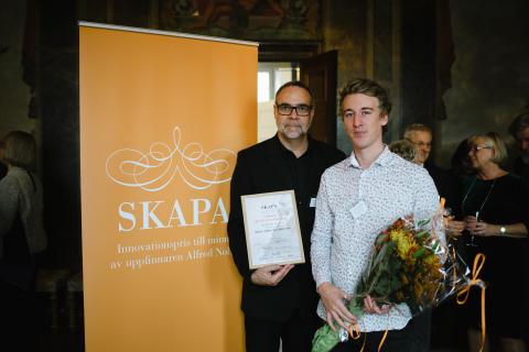 Skaparna bakom Singing Tunnels, Håkan Lidbo och Max Björverud