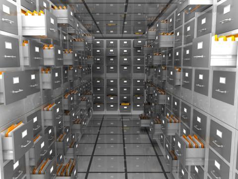 Prosjekt- og utviklingsmidler til arkiv