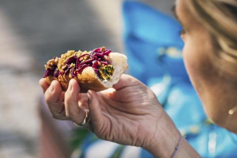 IKEA udruller veggie hotdog verden over