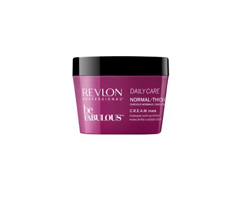 Revlon - Be Fabulous - Normal/Thick Hair Mask