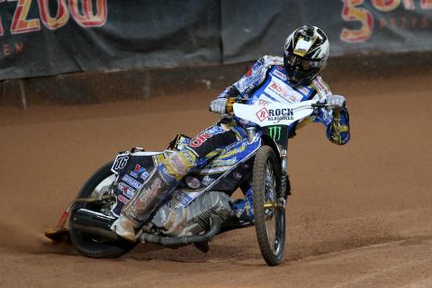 Svensk ersätter Darcy Ward i 2014 TEGERA® Scandinavian FIM Speedway Grand Prix