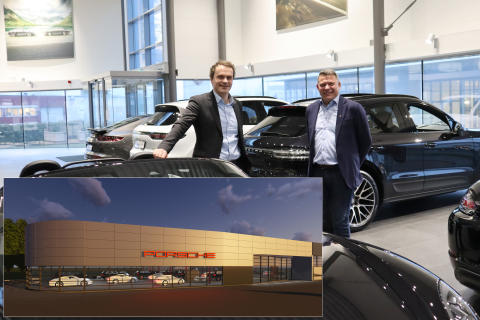 Hedin Performance Cars satser ytterligere på Porsche i Norge