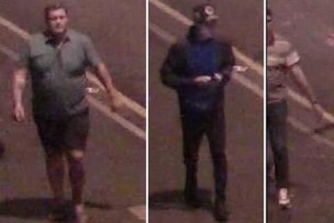CCTV appeal after assault in Everton