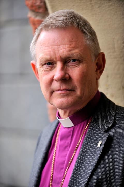 Ärkebiskopen kräver skärpt lagstiftning för vapenexport