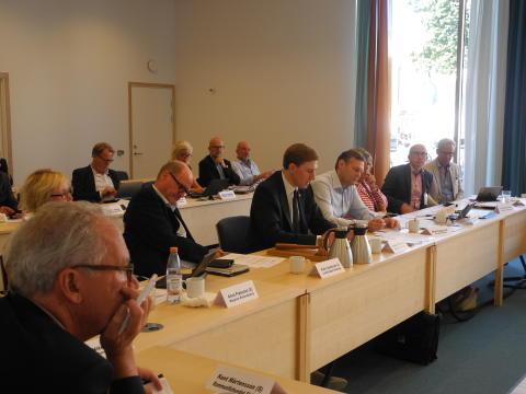 Samarbetet mellan sex regioner i södra Sverige utökas