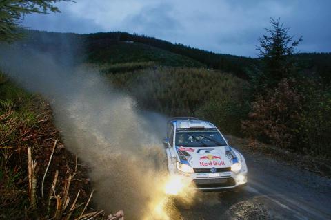 Volkswagen vinner även årets sista WRC-rally