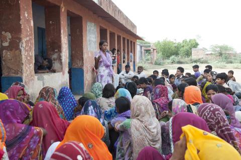 Kailash Satyarthi, Indien. World's Children's Prize Barnrättshjälte