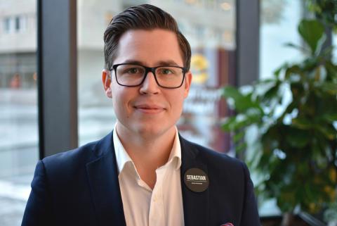 """Stjärnsäljare från Clarion Hotel Sign nominerad till """"Årets Leverantörsklippa"""" på Grand Travel Award!"""