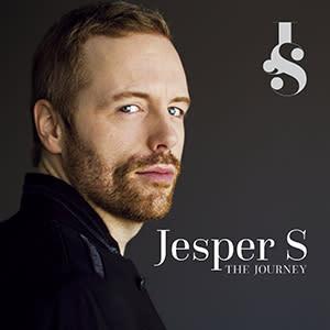 """Jesper S albumkonvolut """"The Journey"""" release 13 maj 2016"""