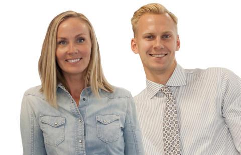 Christina Ljung och Henrik Karlsson_MOHV Hyllie