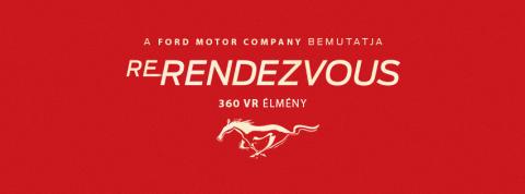 Ford  Mustanggal forgatták újra a híres 'C'était un Rendez-Vous' című filmet – virtuális valóságban, 360 fokos nézetben