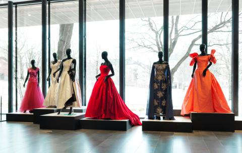 Kungliga klänningar