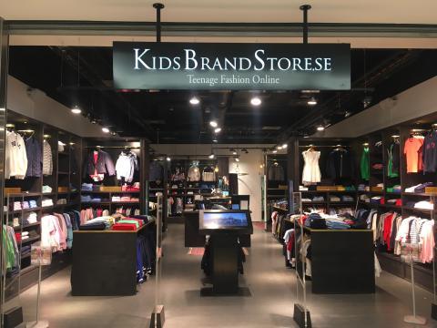 KidsBrandStore öppnar sin fjärde fysiska butik!