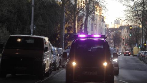 Fords selvkørende biler taler til dig med et blink