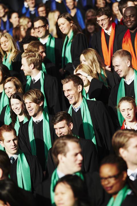 Allt högre utbildning - allt sämre matchning