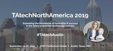 ​Tengai's CEO Debates Interviews: Robots vs. Humans at TAtechNorthAmerica 2019