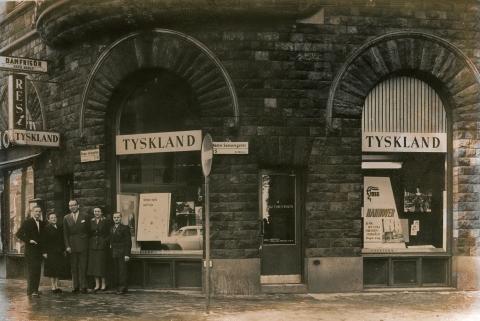 60 år Tyska Turistbyrån i Stockholm
