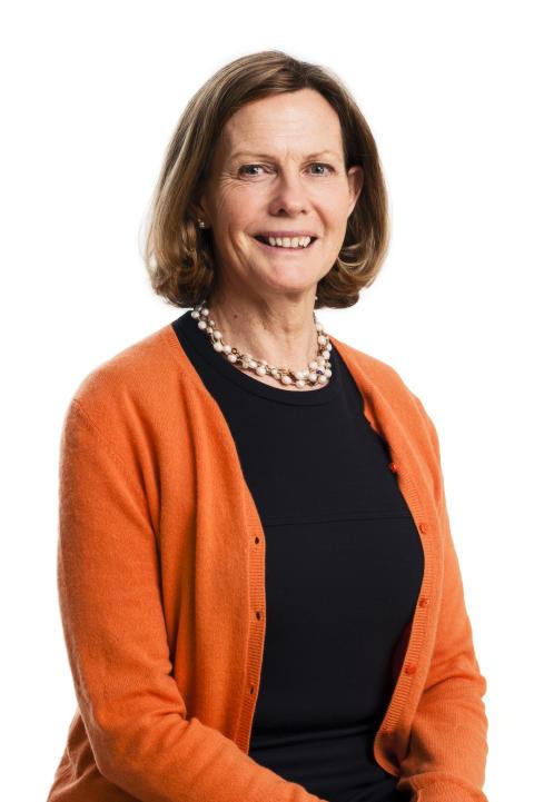 Charlotte Dahllöf, styrelseledamot i Praktikertjänst. Leg tandläkare.