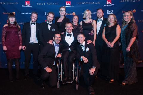 Vinnare av Årets Peppare 2018 är Gerestaskolan, Härnösand