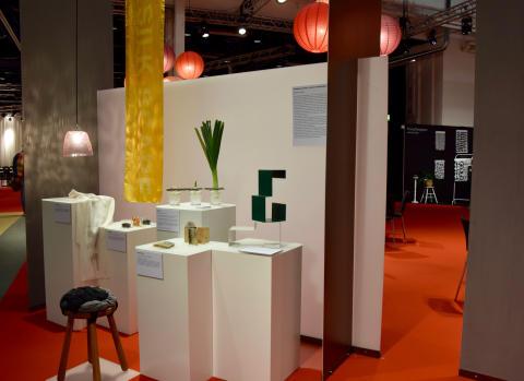 Beckmans Designhögskola på Formex