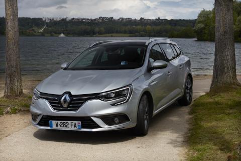 Nye Renault Megane Sport Tourer
