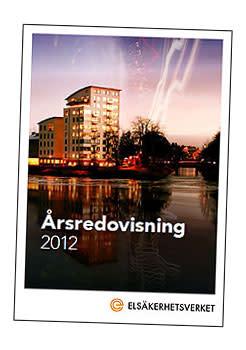 Elsäkerhetsverkets årsredovisning 2012 klar