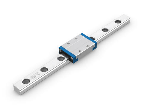 Miniature Profile Rail Guides LLS 01
