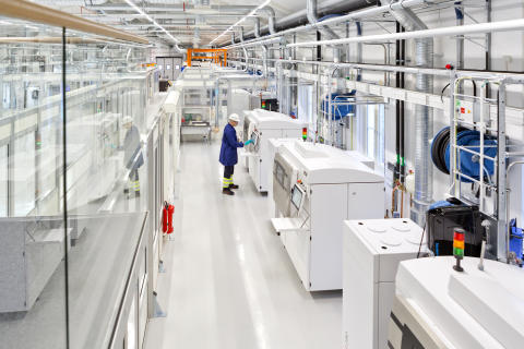 Verkstaden för additiv tillverkning (3D-printing) i Finspång