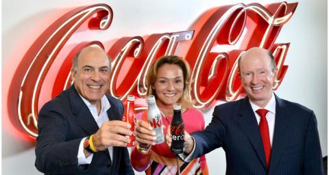 COCA-COLA ENTERPRISES, COCA-COLA IBERIAN PARTNERS AND COCA-COLA ERFRISCHUNGSGETRÄNKE AG TO FORM COCA-COLA EUROPEAN PARTNERS