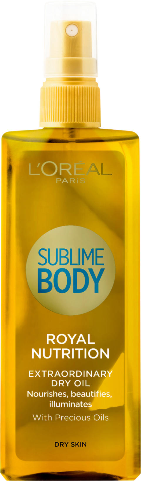 L'Oréal Paris Sublime Body Extraordinary Dry Oil